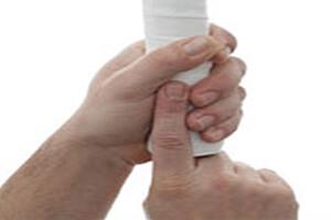 Réglage du grip