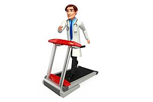 La condition physique par les médecins du sport