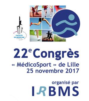 Congrès IRBMS 2017