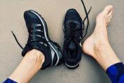 Soins des pieds pour les sportifs