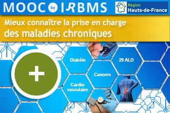 Mooc : La prise en charge des maladies chroniques