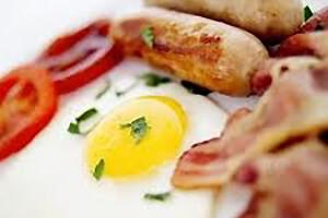 Le breakfast anglais