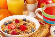 Quel menu pour le petit déjeuner ?