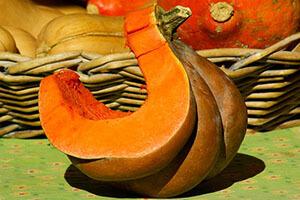 Potiron : vitamines et minéraux