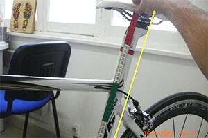 Les réglages du vélo