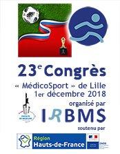 Congrès IRBMS 2018