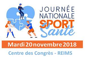 Journée Nationale Sport Santé, Reims 2018