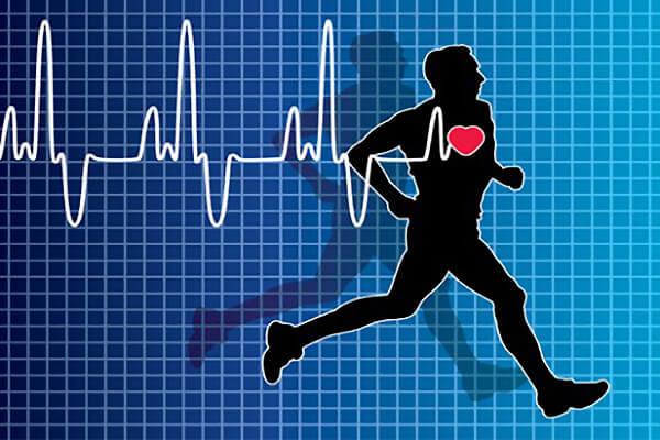 Tachycardie : accélération de la FC