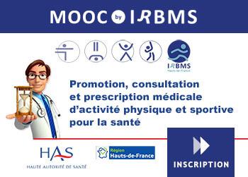 MOOC Sport Santé : inscription