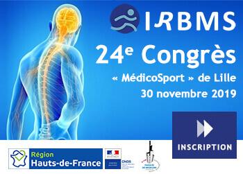 Congrès IRBMS 2019