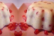 Gâteau de semoule à la grenade