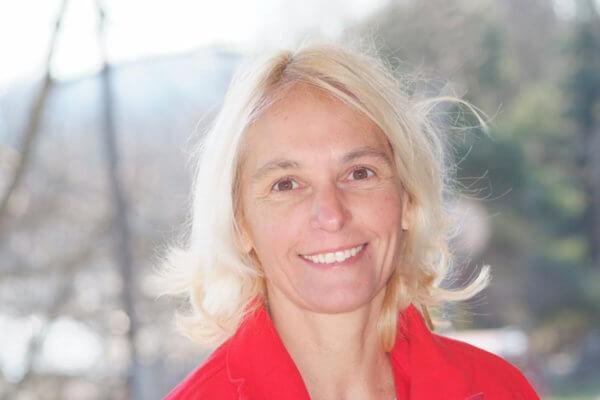 Dominique Poulain, consultante en nutrition du sport