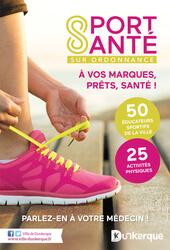 Sport Santé sur Ordonnance : ville de Dunkerque