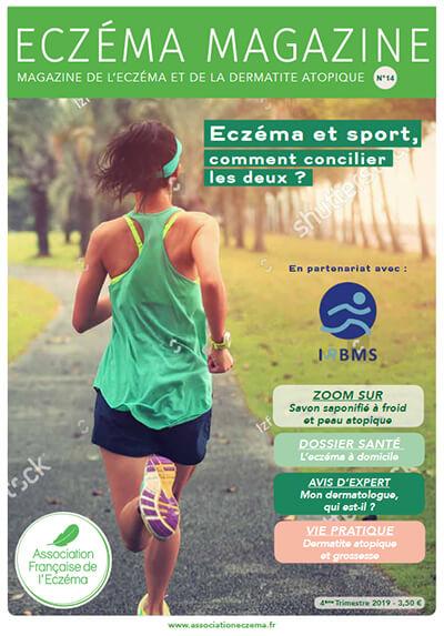 Eczéma Magazine, numéro 14 - 2019