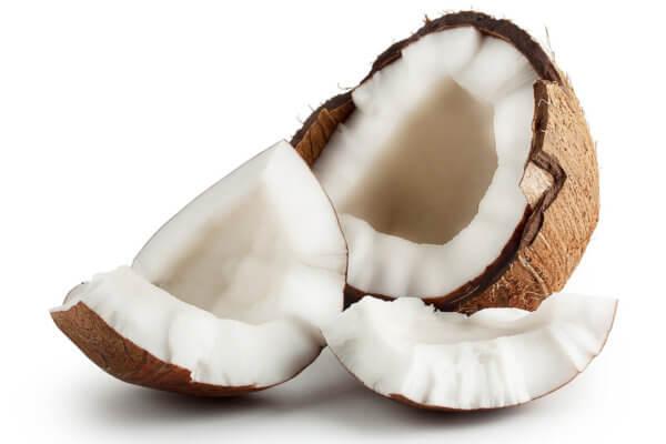 Noix de coco et sport