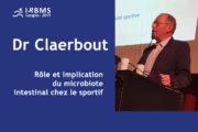 Conférence : Dr Claerbout - 2019