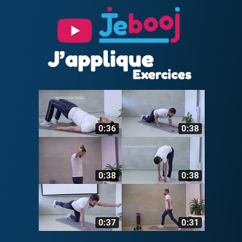 Jebooj : exercices physiques