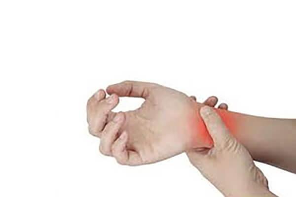 Canal carpien et douleur au poignet