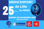 MédicoSport IRBMS - Lille Grand Palais 2020