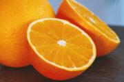 Oranges et sport