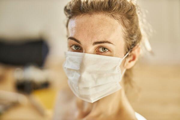 Masque sanitaire