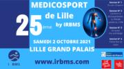 Congrès IRBMS 2021 : samedi 02 octobre